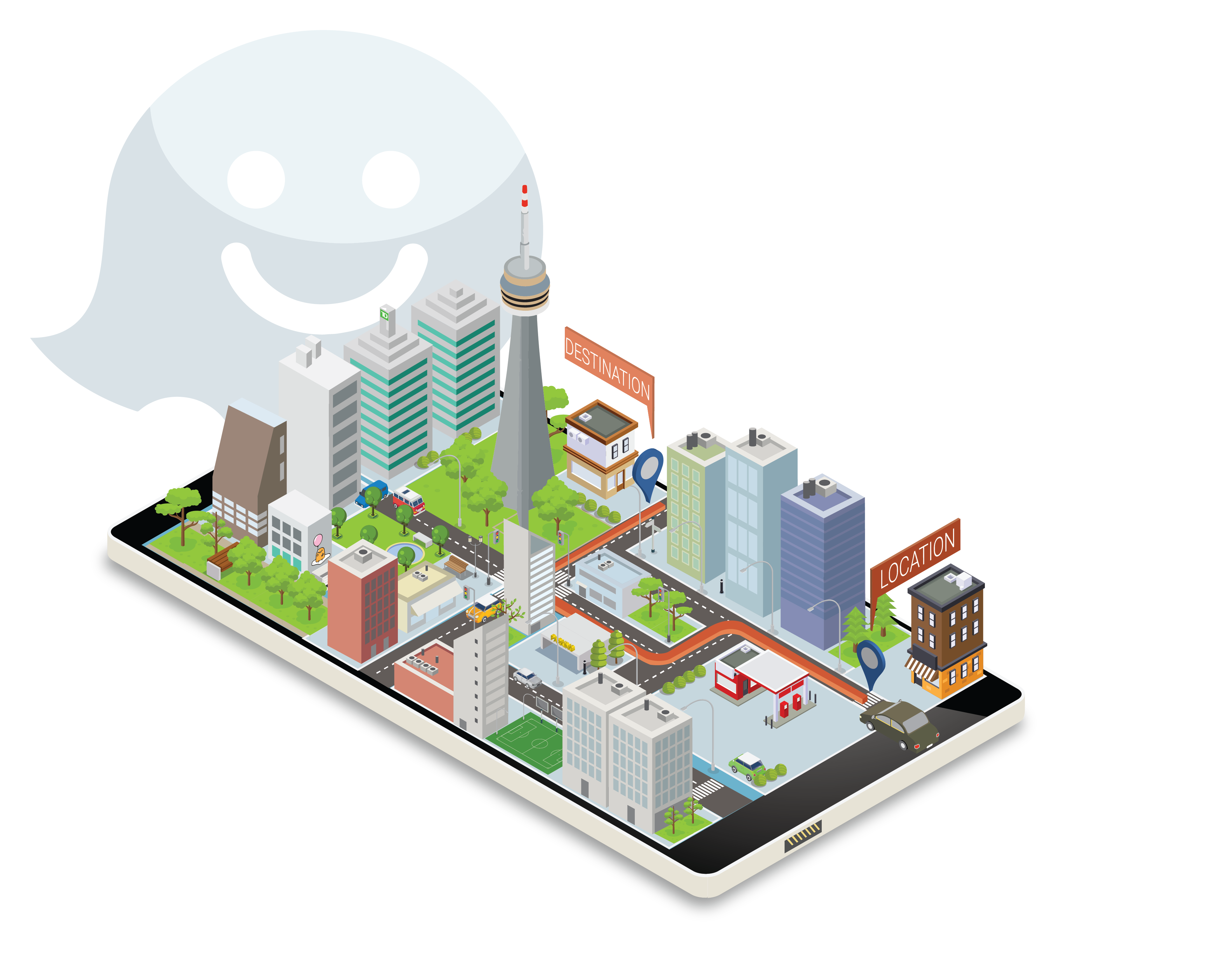 Waze: Co-Creating Transportation Efficiency - Ivey Business Review